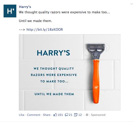 Реклама в фейсбуке