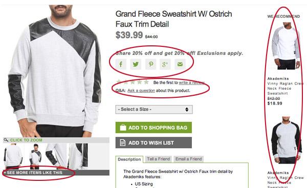 Как кросс-продажи влияют на конверсию интернет-магазина