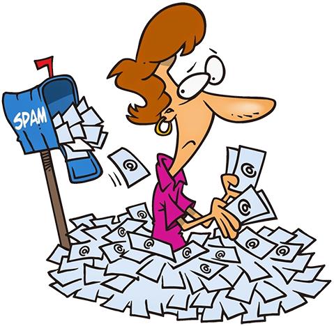 Поведение получателей – один из важнейших факторов попадания писем в спам