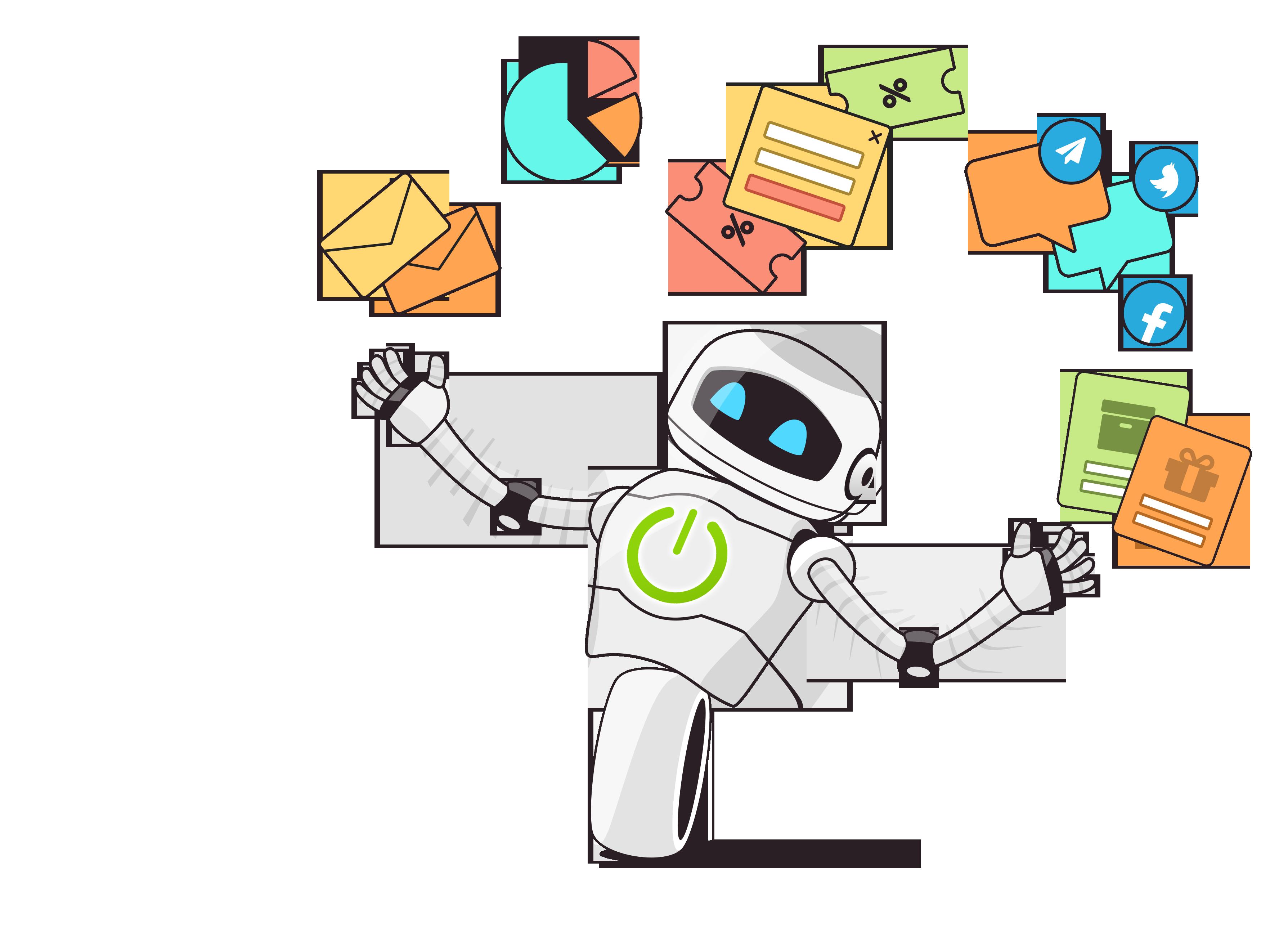 Система автоматизации маркетинга